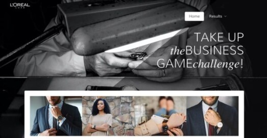 Watch Business Game marketing luxe